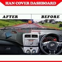 Dashboard Cover Toyota Calya | Aksesoris Dasboard | Interior Dasbord S