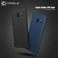 CAFELE ORIGINAL SOFT SILICONE CASE FOR SAMSUNG S7 EDGE