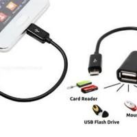 OTG kabel usb micro / kabel otg for samsung, bb, oppo, android
