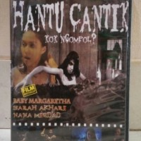 Hantu Cantik Kok Ngompol [Ekonomis Box] (DVD Original)