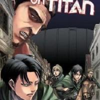 Manga / Komik Attack On Titan Shingeki No Kyojin English Vol 5