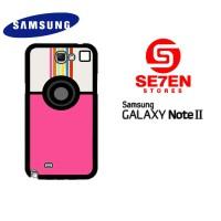 Casing HP Samsung Galaxy Note 2 A Beautiful Mess App Custom Hardcase C