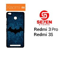 Casing HP Xiaomi Redmi 3 Pro 3S batman circuitry wall Custom Hardcase