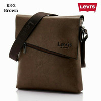 Men Levis Messenger Bag K3-2#