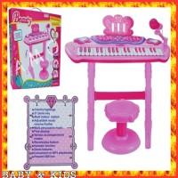 BEAUTY ELECTRONIC PIANO PINK 107A - MAINAN MUSIC PIANO KEYBOARD Lim