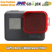 GoPro Hero 5 Underwater Filter For Diving Snorkeling Red Filter