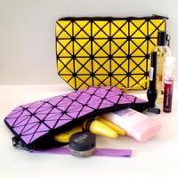 Jual pouch tempat kosmetik baobao / dompet bag cosmet Promo Murah