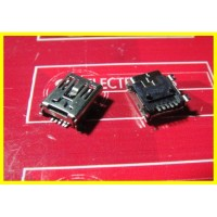 Mini USB Female SMD