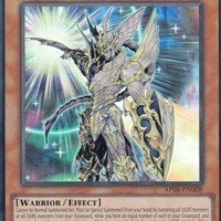 Jual Kartu Yugioh Black Luster Soldier - Envoy of the Evening Twilight [SR] Murah