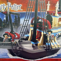 EXKLUSIF TERLARIS LEGO 4768 - Harry Potter - The Durmstrang Ship (Excl