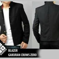 blazer jas gakuran sekolah japan crows zero takiya genji