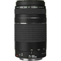Harga paketan Lensa Canon 75-300 / Lensa Tele Canon / Lensa Canon