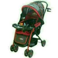 Kereta dorong bayi /stroller pliko raider/ dorongan bayi pliko roda 4