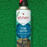 Gas / Air Duster / Semprot Angin Pembersih Debu 1720 400 ML - altchem