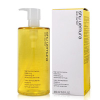 shu uemura high performance cleansing oil