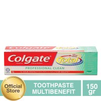 Colgate Total Professional Clean Gel Toothpaste 150g (114380)