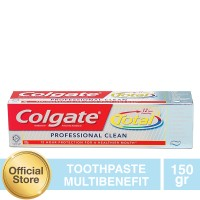 Colgate Total Professional Clean Paste Toothpaste 150g (114381)