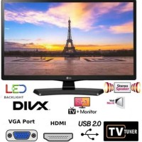 "NEW!!! Monitor TV LED LG 24"" Inch 24MT48AF"