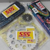 Jual Gear Set SSS untuk Vixion New dan Old Termurah Murah