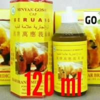 Minyak Gosok cap Beruang 120 ml