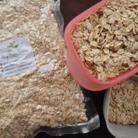 Natural Rolled Oat 1kg
