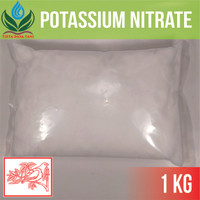 Pupuk Kalium Nitrat (Potassium Nitrate) / KNO3 Kemasan Repack 1 Kg