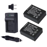 Smatree Battery W126 for Fujifilm XA3, XT10, XT20, XE2, XT2, X100F