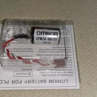 Original OMRON CPM2A-BAT01 3.6V CPM2A / CQM1H PLC Lithium Battery