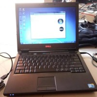 laptop dell vostro 1320 core 2 duo mulus like new