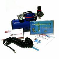 Jual Paket Produk Kompresor Mini Multi Pro + Pen Brush Murah
