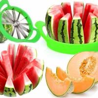 Jual Watermelon Slicer Cutter Alat Potong Semangka Pemotong Melon Blewah Bu Murah