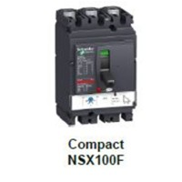 Compact NSX Moulded Case Circuit Breaker 100A s/d 630A WA 083895844000