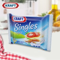 harga Kraft Keju Singles Low Fat + Vitamin D Isi 10 Lembar Tokopedia.com