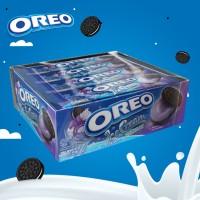 harga Oreo Biskuit Krim Blueberry 29.4 Gr [1 Box Isi 12 Pak] Tokopedia.com