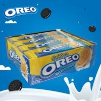 harga Oreo Golden Biskuit Krim Vanilla 29.4 Gr [1 Box Isi 12 Pak] Tokopedia.com
