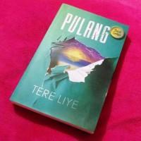 Original Novel Pulang - Tere Liye - Penerbit Republika - BIO Bookstore