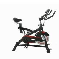 harga Spinning Bike Black Spinning Bike + Hand Pulse Tokopedia.com