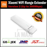 ORIGINAL Xiaomi WiFi Range Extender Ver. 2 / Repeater / Penguat Sinyal