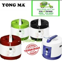 YONGMA RICE COOKER YMC-108(2LT)PANCI ECO CERAMIC