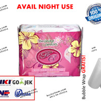 Pembalut Avail Night Use - Avail Bio Sanitary Pad
