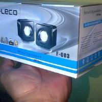 Mini Speaker Fleco Usb Power