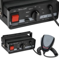 whelen 295sl100 new mic with jumper