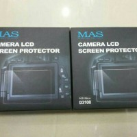 KAMERA LCD SCREEN PROTECTOR MAS FOR CANON 7D AND FOR NIKON D3100