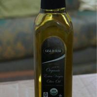 Jual Minyak Zaitun Organik Casa di Oliva 250ml Organic O-EVOO Extra Virgin Murah