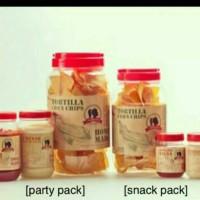 Jual nachos tutup merah (snack pack) Murah