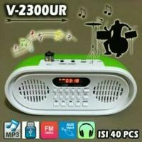 Speaker VDR V 2300UR