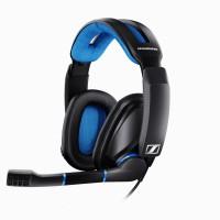 harga Sennheiser Gsp 300 Gaming Headset Closed Acoustic Headphone Gsp300 Tokopedia.com