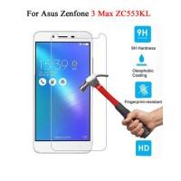Tempered Glass Asus Zenfone 3 Max 5,5 Inch (anti Gores Kaca) Zc553kl