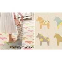 karpet bayi Coby Haus Parklon baby playmat L alas bermain korea