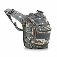 Tas Slempang Sling Bag Army 803 Cordura 4 Pilihan Warna